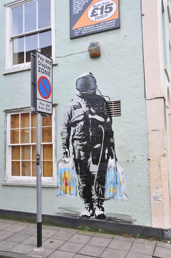 Street Art Бристоля