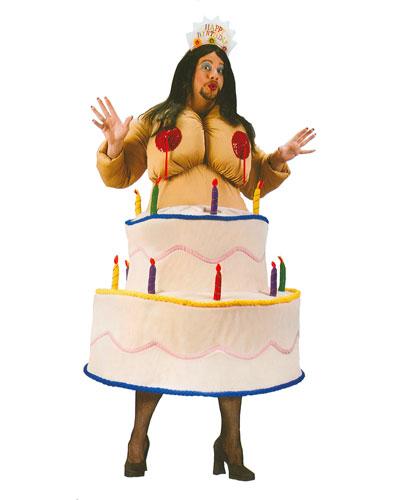 Поздравление с днем рождения в костюмах