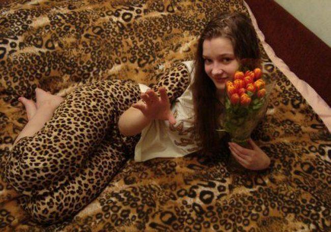 Странные Люди из российских Социальных Сетей