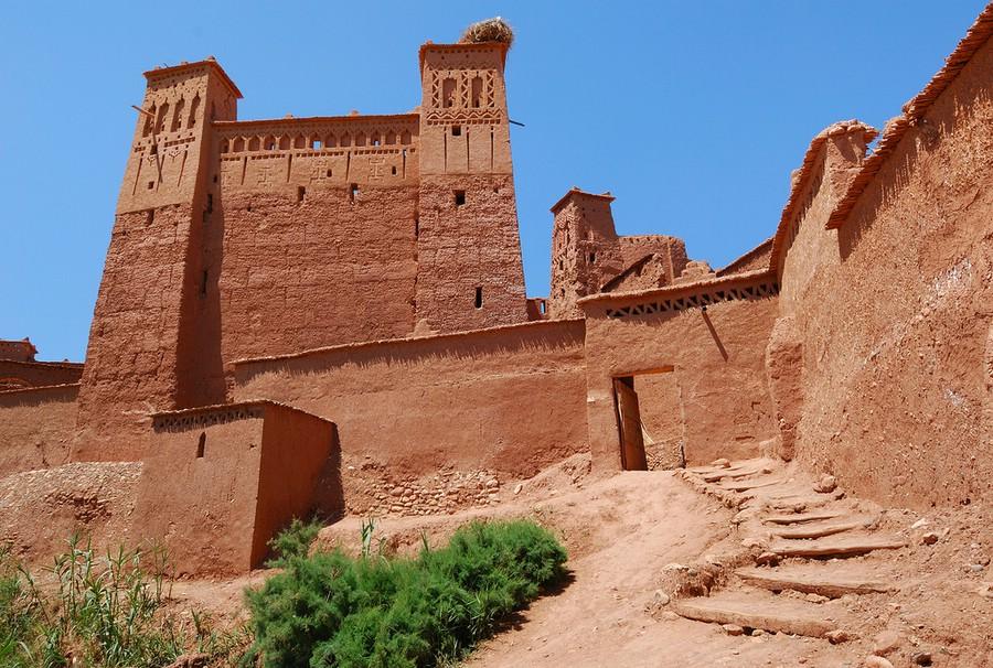 Айт-Бен-Хадду. Марокко