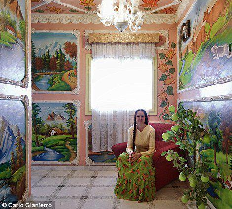 Циганский Домашний Дизайн