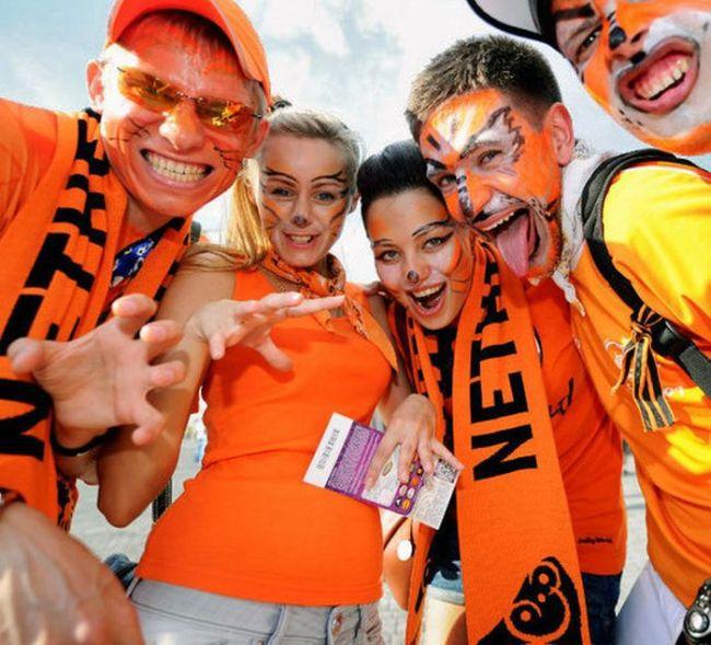 Болельщицы с Евро 2012