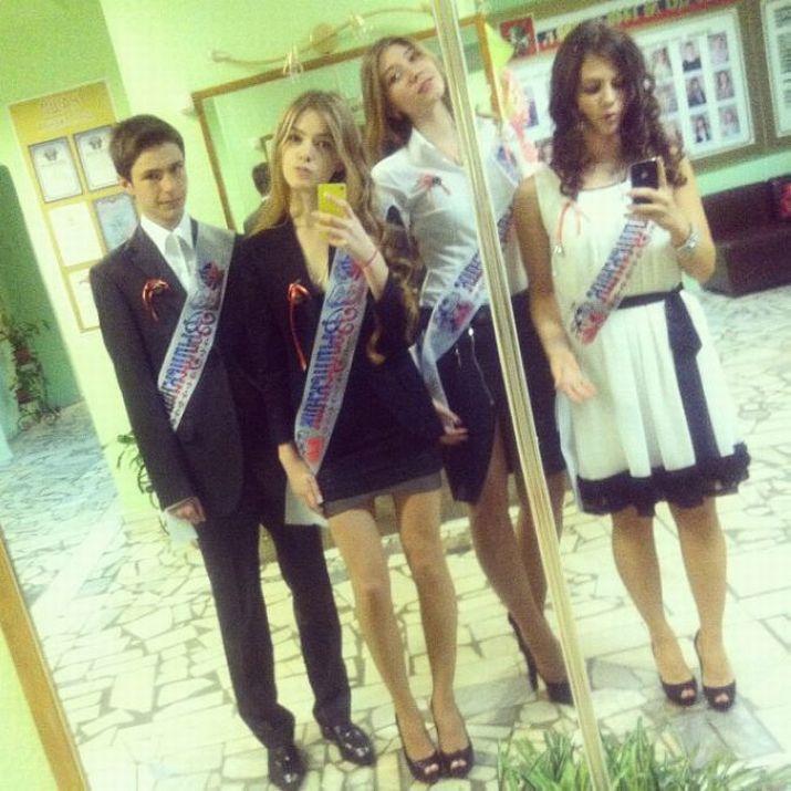Выпускницы 2012