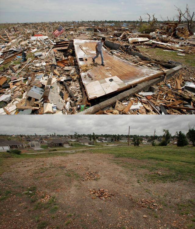 Мир после стихийных бедствий