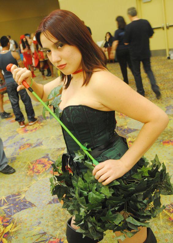Девушки с Phoenix Comicon 2012