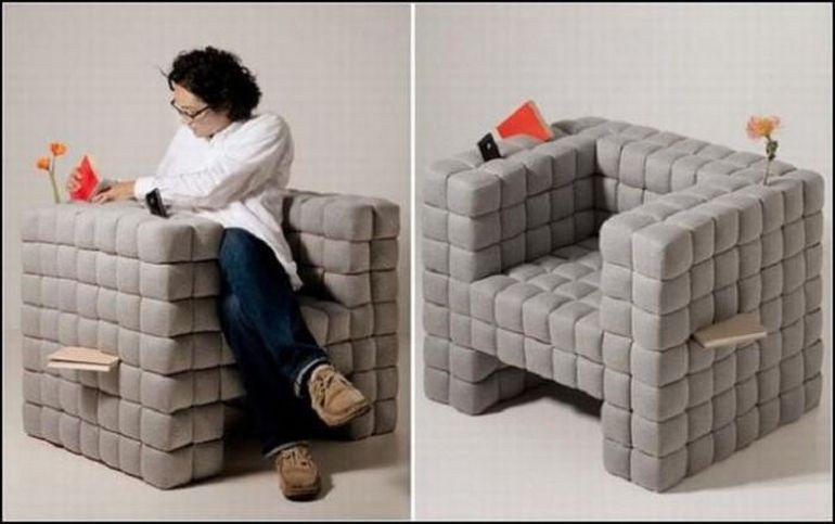 Интересные дизайнерские идеи