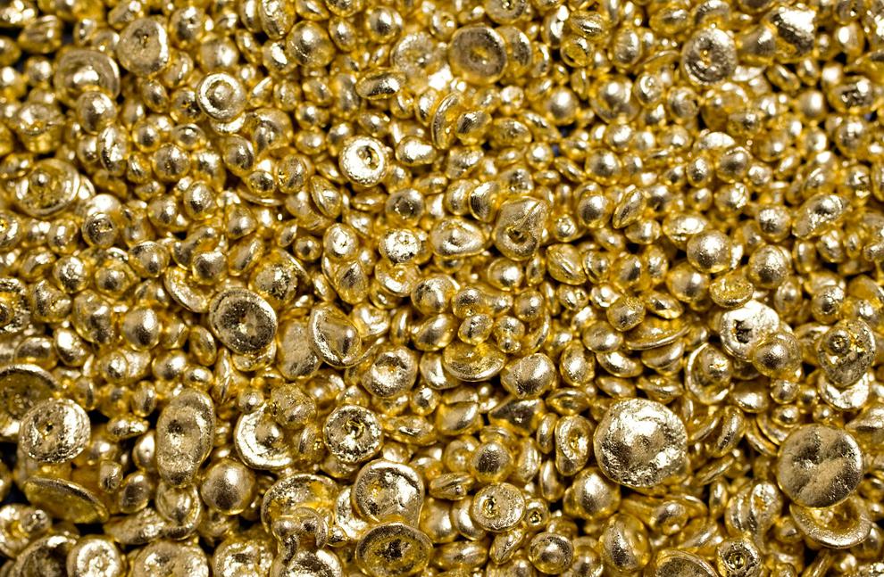 Все о золоте