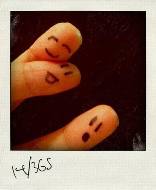 Позитивные пальцы