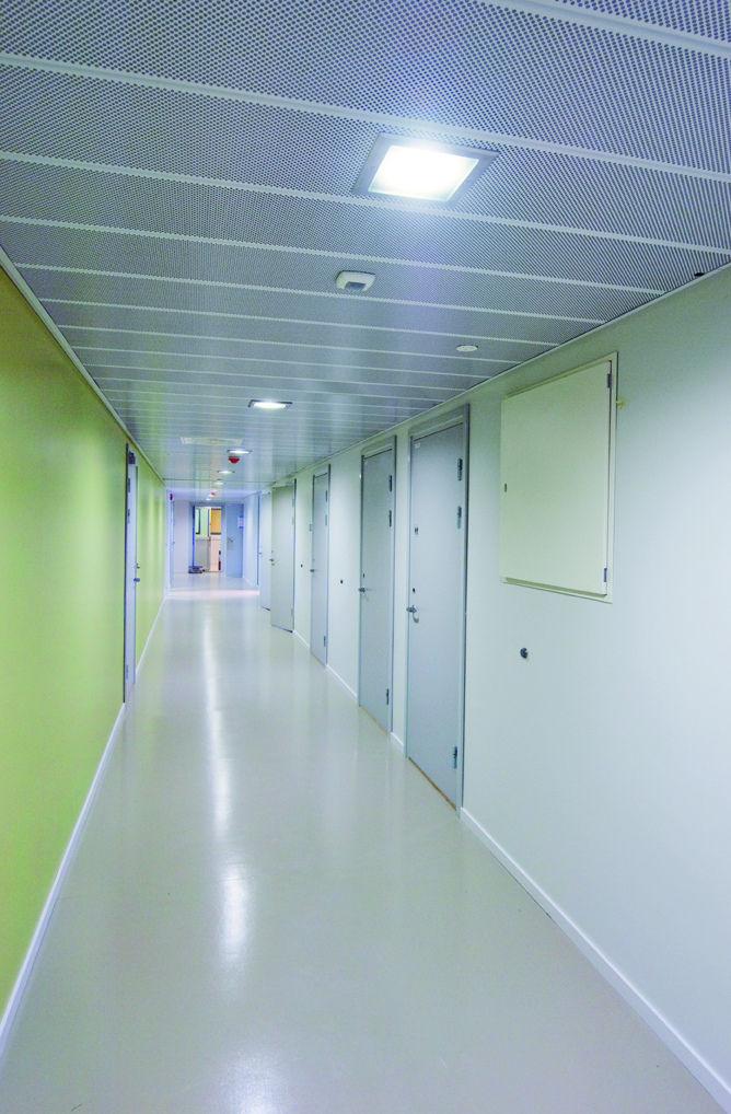 Роскошная Тюрьма в Норвегии