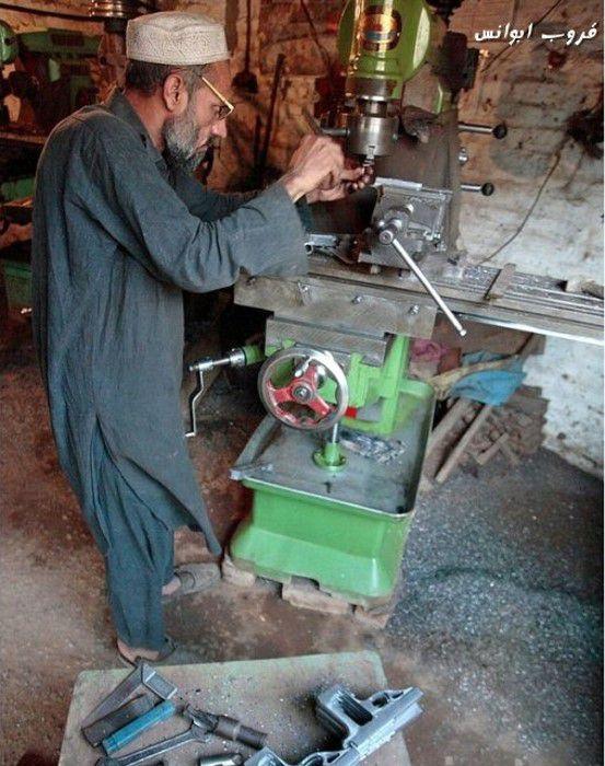 Пакистанские Кустарные Оружейники