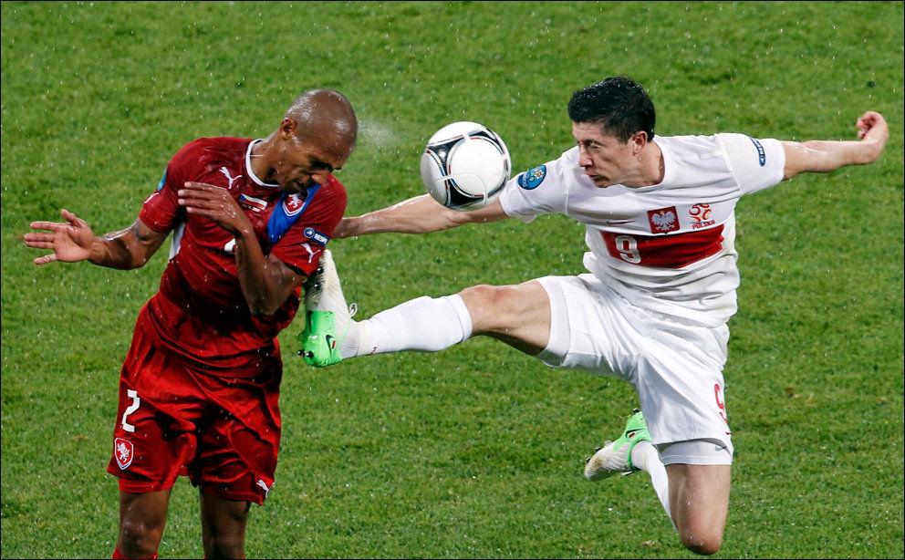 Удивительные фото с Euro 2012