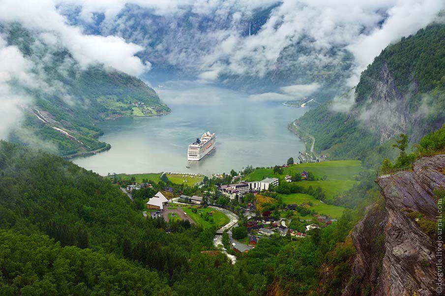 Фантастическая Норвегия