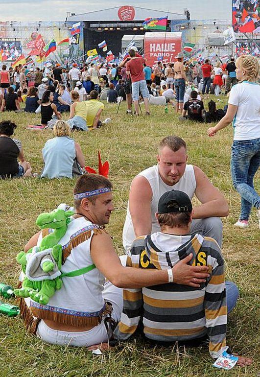 Фестиваль Нашествие 2012