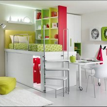 Экономим пространство в комнате