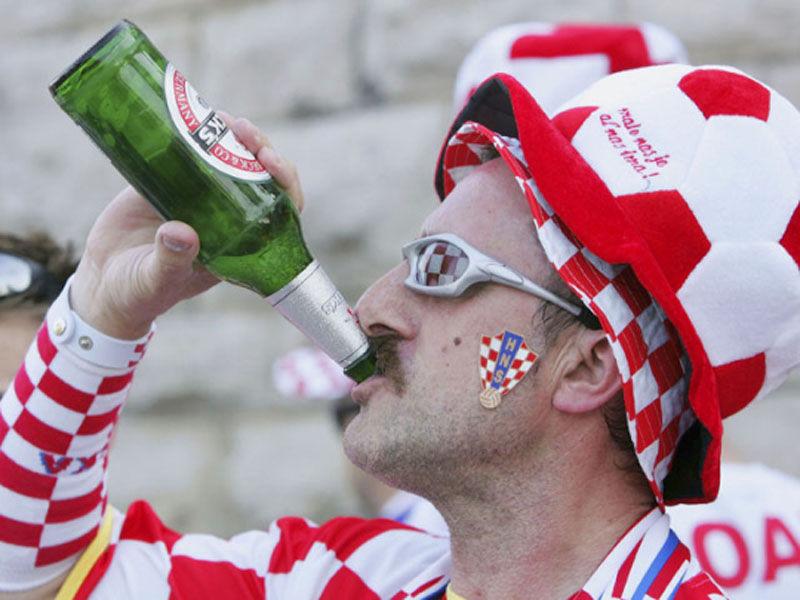Топ самых пьющих стран