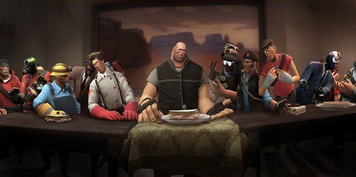 Пародии на - Последний Ужин