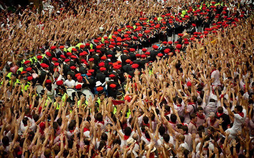 Фестиваль Сан Фермин 2012