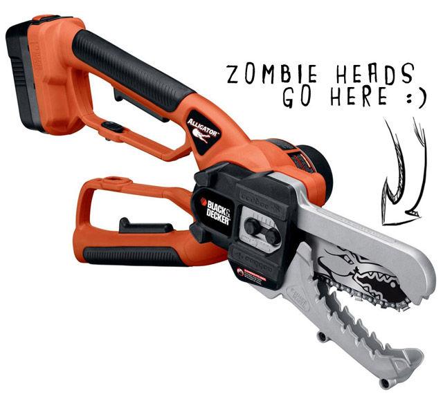 Что понадобиться при Зомби Апокалипсисе