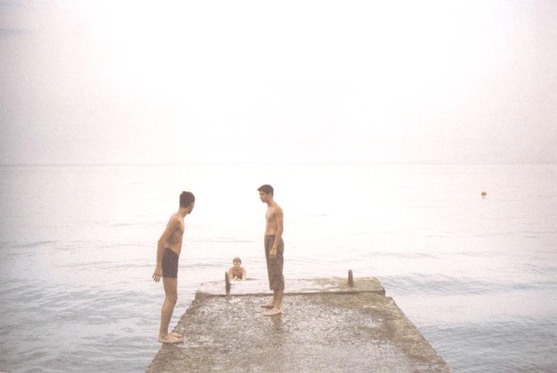 Крымский лагерь Артек