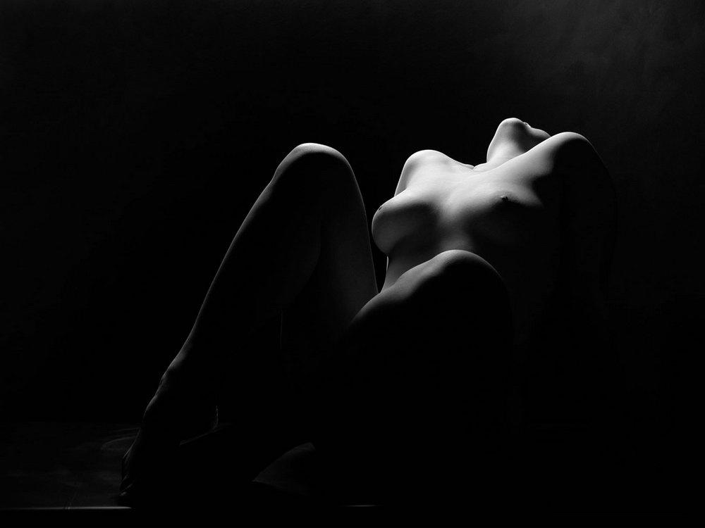 белое арт черное порно фото