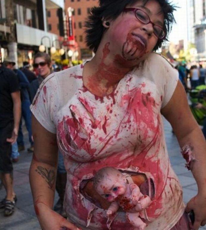 Зомби атакуют
