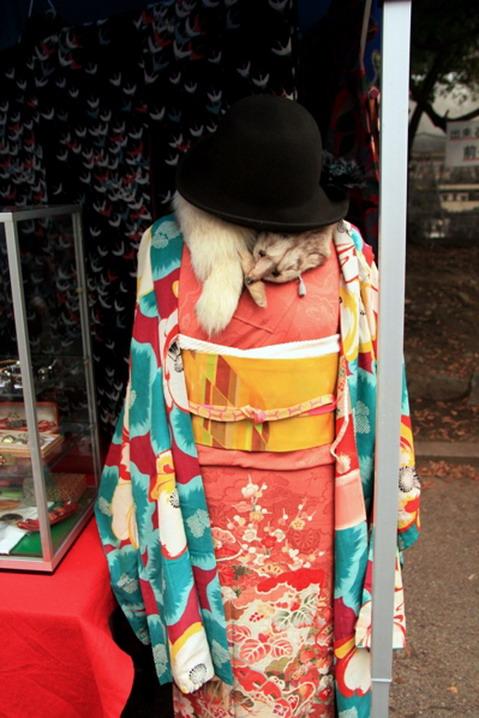 Японская барахолка