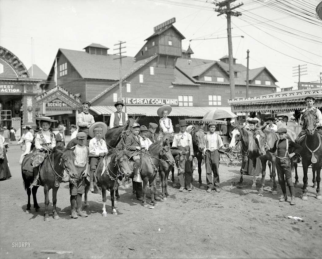 Америка 1900-1930