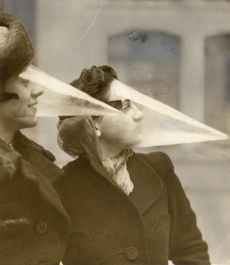 Интересные ретро фотографии
