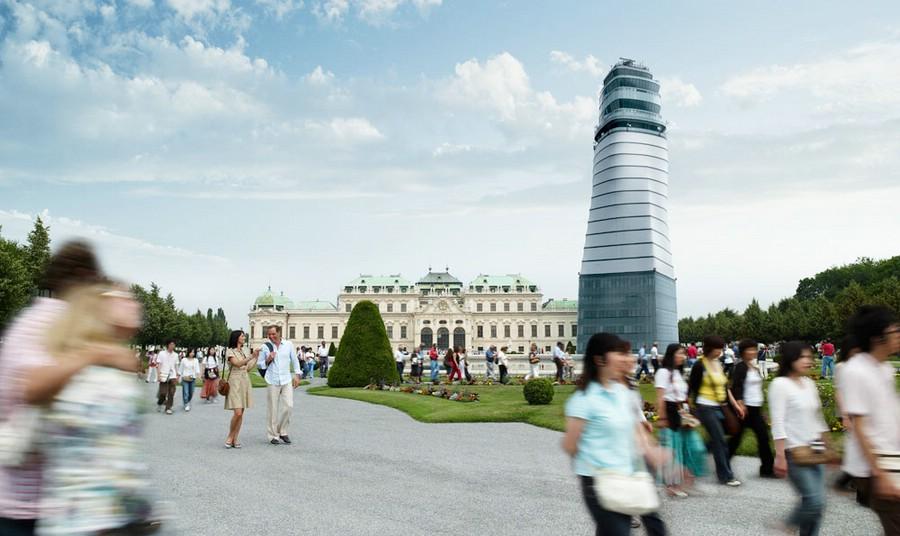 Шикарная графика от агентства Vienna Paint