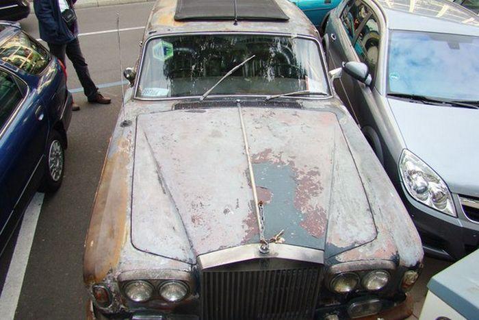 странный Кастомайзинг Автомобилей