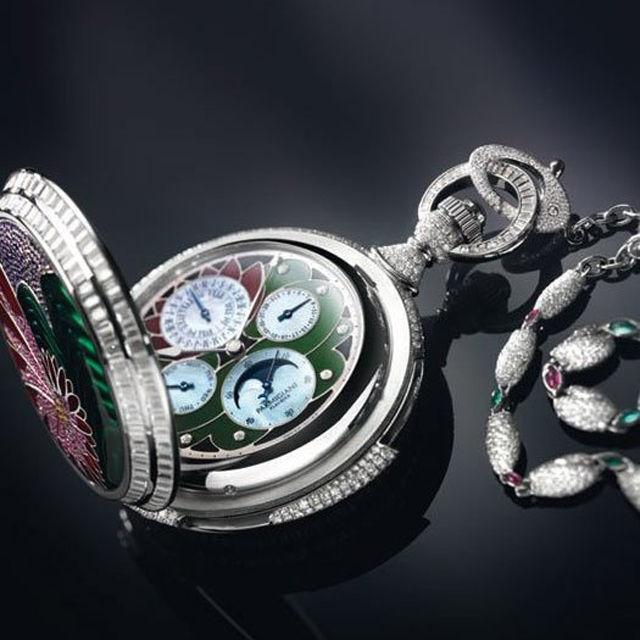 Наручные часы Стоимостью больше чем Миллион долларов