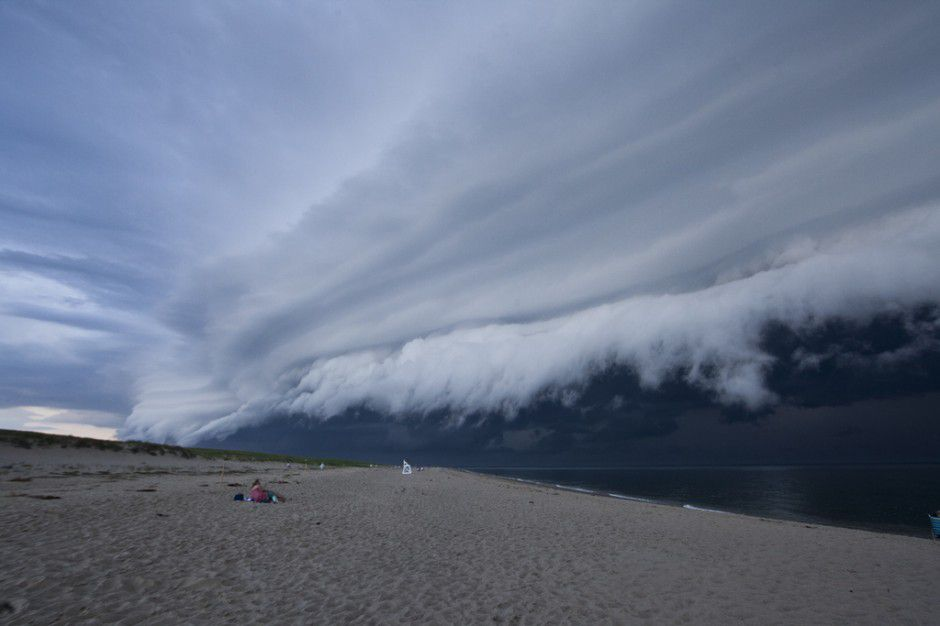 Внушающие страх Облака