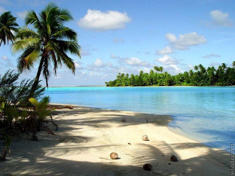 Райские острова и пляжи