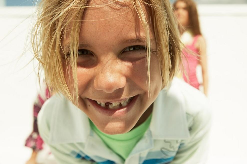 Дети в работах фотографа Ахима Липпота
