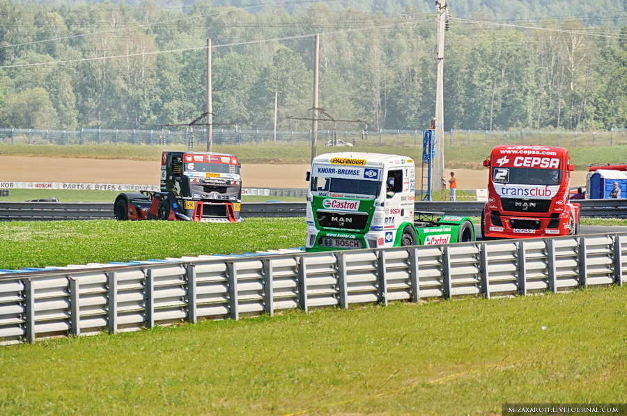 Truck Battle Russia