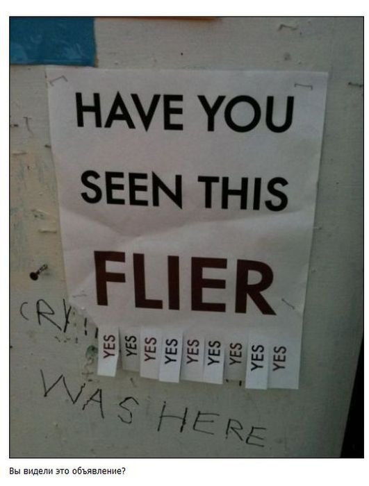 забавные знаки и таблички