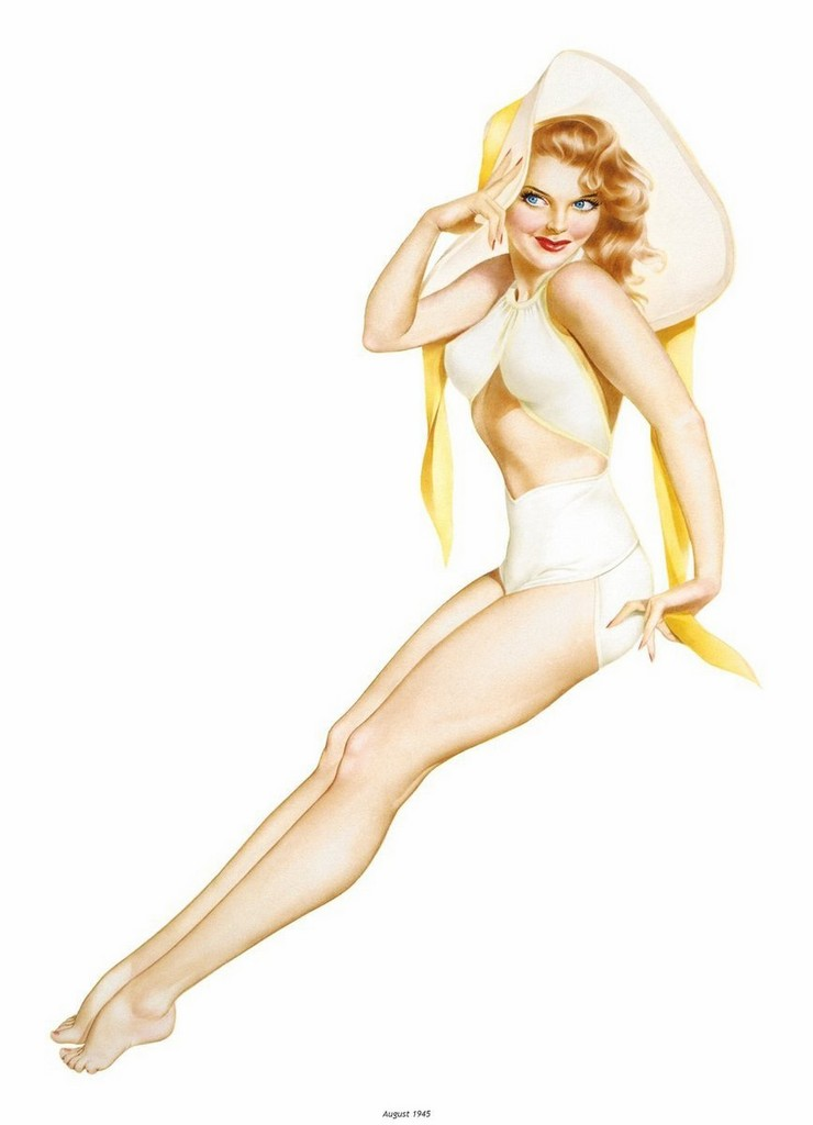 Pin-up Art Альберто Варгаса