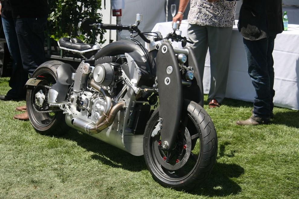 Мотоциклы Confederate