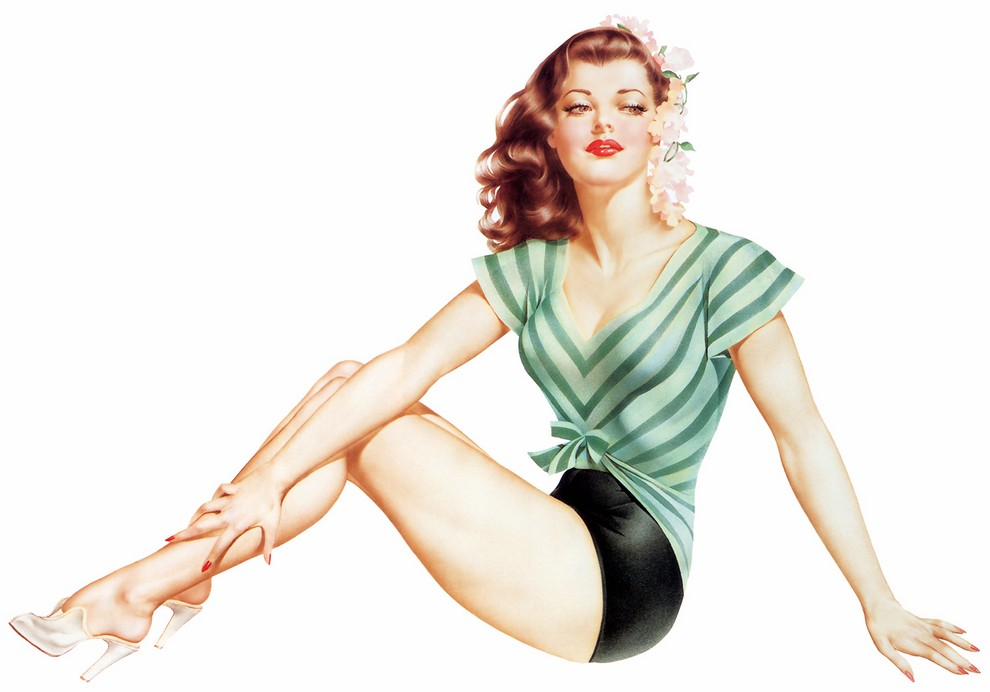 Pin-up Art �������� �������