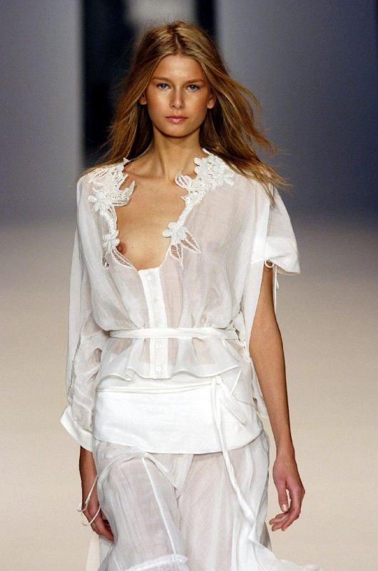 заботятся о нижнем белье моделей
