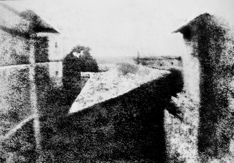Ключевые снимки в истории фотографии