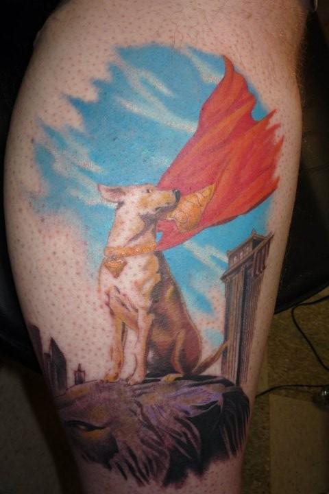 подборка забавных и креативных татуировок