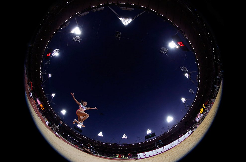 Олимпийские игры в фотографиях