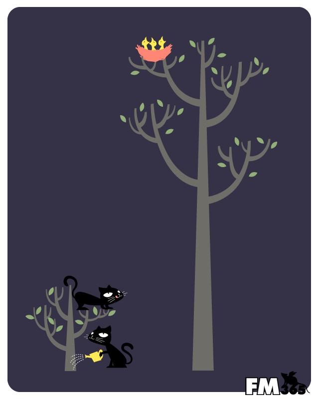 Работы Иллюстратора Flying Mouse 365