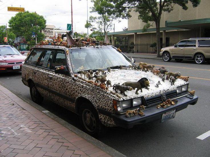 Сумасшедший автотюнинг