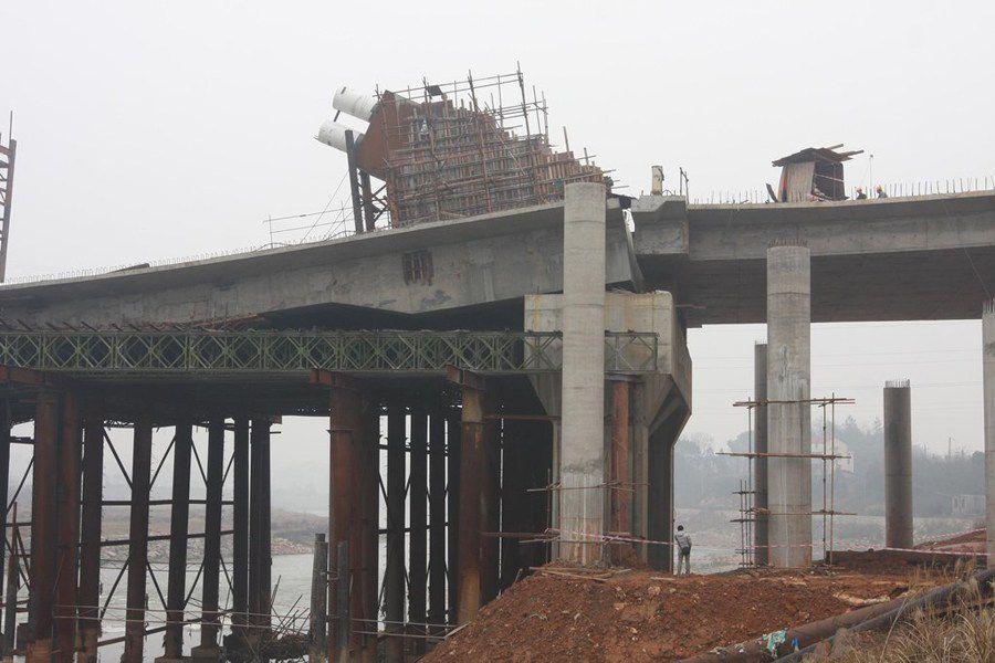 Скоростное строительство в Китае