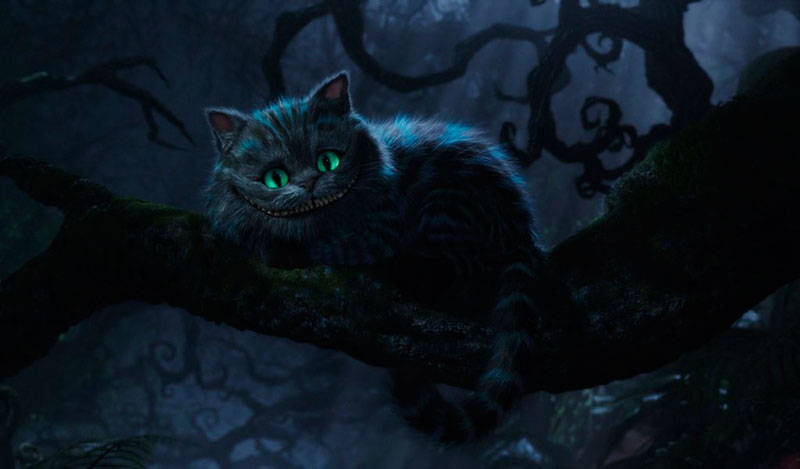Графство Чешир - родина чеширского кота