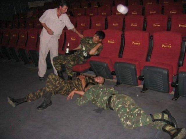 В Армии