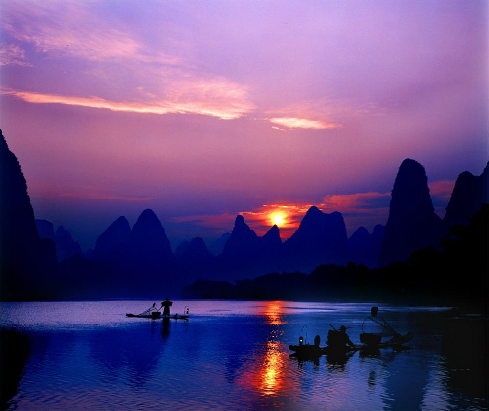 Китай от фотографа Thierry Bornier
