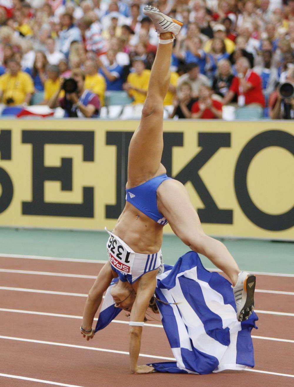 Эротика в Спорте